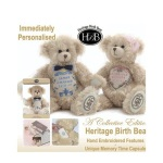 Heritage Birth Bear